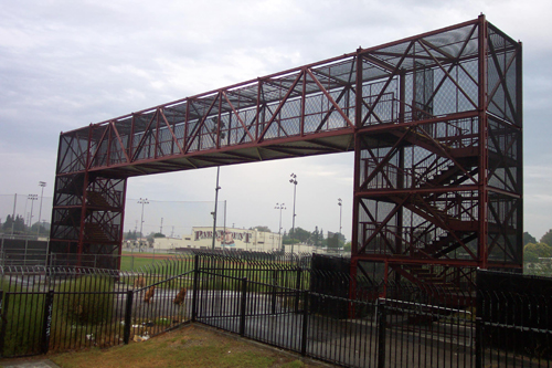 Pedestrian Bridges Fabrication And Manufacturers