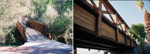 pedestrian bridges fabrication and manufacturers